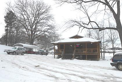 Champion Snow, December 7, 2013